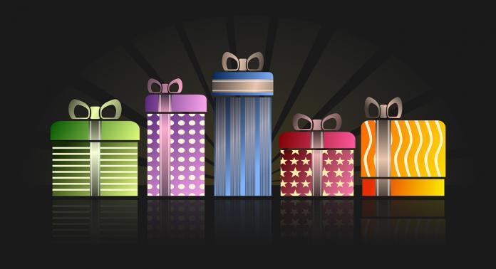 טקס 12 מתנות
